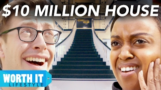 $568K House Vs. $10 Million House