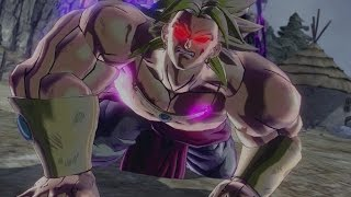 getlinkyoutube.com-Dragon Ball Xenoverse Secret Broly Saga