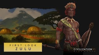 Sid Meier's Civilization VI - Rise and Fall: Zulu