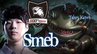 getlinkyoutube.com-KOO Smeb TAHM KENCH Top vs Shen - Patch 5.21 KR | League of Legends