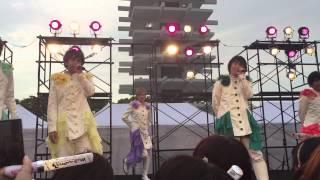 getlinkyoutube.com-【肉フェス】むすめん。サマー☆ビーナス~真夏のアイドル~ 4/25