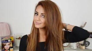 getlinkyoutube.com-Meine Haarfarbe I SEHR GEFRAGT