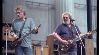 Jerry Garcia & John Kahn - Santa Cruz, CA 10 16 85 Early + Late Show