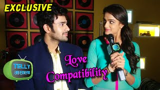 getlinkyoutube.com-Check Out! Abeer & Meher's Fun Compatibility Test | Badtameez Dil