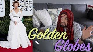 getlinkyoutube.com-Golden Globes 2017: MEJORES Y PEORES VESTIDOS / gwabir