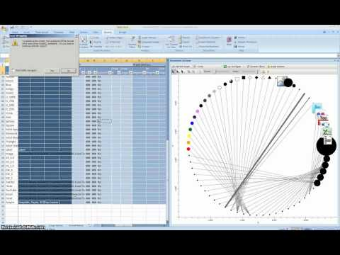 NodeXL Tutorial (part 2 of 3)
