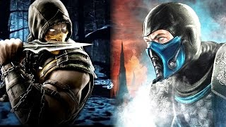 getlinkyoutube.com-The Scorpion and Sub-Zero Story
