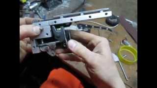 getlinkyoutube.com-homemade crossbow trigger(automatic safety)