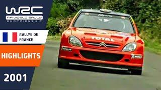 getlinkyoutube.com-WRC Highlights: Corsica 2001: 52 Minutes