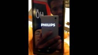 getlinkyoutube.com-Philips S388 lỗi không nhận thẻ nhớ và báo hỏng