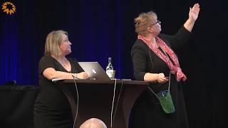 LEDA 2017 - Evamaria Nerell och Elisabeth Lagerkrans