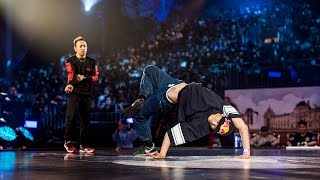 getlinkyoutube.com-Wing vs Taisuke - Quarter Final - Red Bull BC One World Final 2014 Paris
