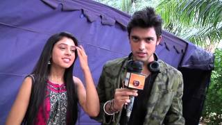 Parth and Niti aka Manik and Nandani of Kaisi Yeh Yaariyaa Answers Fans Questions
