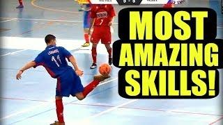 getlinkyoutube.com-The BEST Street Football/Futsal/Freestyle Skills EVER!! ★ HD