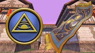 getlinkyoutube.com-Wizard101: MYTH WALK TALK & NEW Celestial Rug Mount
