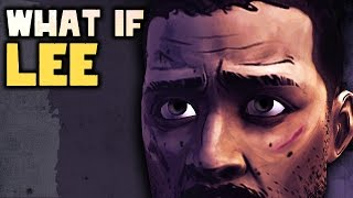 getlinkyoutube.com-What IF Lee Was Never...   The Walking DEAD Theory
