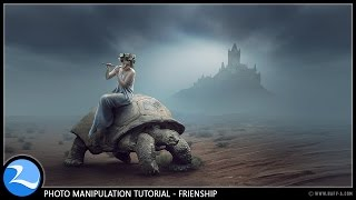 getlinkyoutube.com-Friendship - Photoshop Manipulation Tutorial