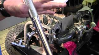 getlinkyoutube.com-BRIGGS AND STRATTON HEAD GASKET REPAIR 3/4