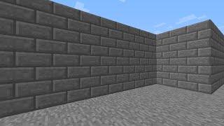 Minecraft 開け方がばれない隠れピストンドア