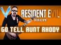 Resident Evil 7 - Go Tell Aunt Rhody Epic Metal Cover Little V