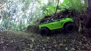 getlinkyoutube.com-JRP RC - Axial SCX10 Deadbolt First Run