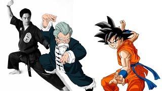El Arte marcial que Goku practica, Las artes Marciales en Dragon ball Super