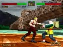 Model 2 Emulator Virtua Fighter 2 Gameplay