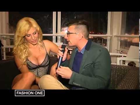 FASHION ONE // Marco Rollo Intervista Paola Caruso - la BONAS di Avanti Un Altro 1