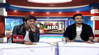 getlinkyoutube.com-Jabardasth Sudigali Sudheer, Getup Srinu Exclusive Funny Interview | Hello NRI | HMTV