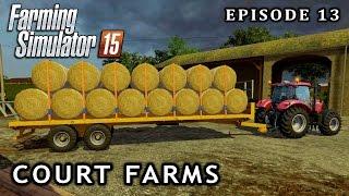 getlinkyoutube.com-Let's Play Farming Simulator 2015 | Court Farms | Episode 13