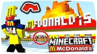 getlinkyoutube.com-MINECRAFT JOBS: DER MCDONALDS BRENNT AB!!! 🔥😱   (Minecraft Roleplay) • #02