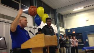 getlinkyoutube.com-#JordanBryant13 is the First Freshman on Varsity at Del Campo High Since Matt Barnes.