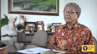 Peneliti IPB - Prof.Dr.Ir. Rizal Sjaiful Nazli, DESS