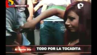 getlinkyoutube.com-Al sexto dia - Todo por la tocadita ( Daysi Araujo) 29-09-2012