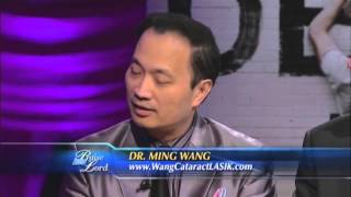 God's not dead, a miracle, Maria's story, TBN (3/28/2014) Dr. Ming Wang