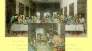 "getlinkyoutube.com-Leonardo da Vinci's ""Last Supper""; a non-fiction Interpretation"