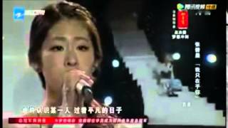 getlinkyoutube.com-CHAMPION of 中国好声音冠军 The Voice of China 2014 - 张碧晨 Zhang Bi Chen 串烧 Compilation