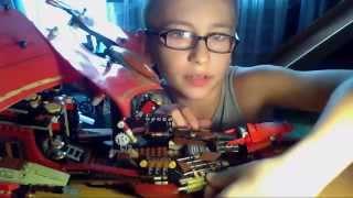 getlinkyoutube.com-Recezja LEGO Ninjago 70738- Ostatni lot perły przeznaczenia