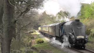 getlinkyoutube.com-North York Moors Railway Spring Steam Gala 2015 v2