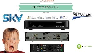 getlinkyoutube.com-Recensione ZGemma Star H2, il decoder per C-Line e Iptv