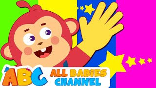 getlinkyoutube.com-Finger Family Song | Monkey Finger Family | Popular Nursery Rhymes Collection | All Babies Channel