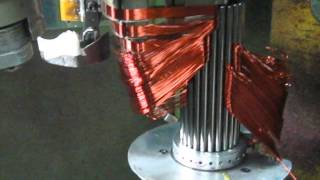 getlinkyoutube.com-winding and Inserting machines on stator line