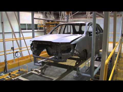 Как в Казахстане производят Toyota Fortuner? Часть 1