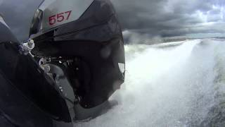 getlinkyoutube.com-Intrepid 375 CC w/Twin 557HP Seven Marine engine package.....70MPH...yes...w/twins : )