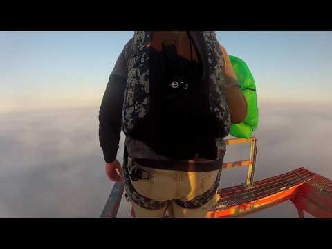 Foggy Base Jump
