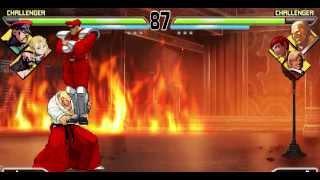 getlinkyoutube.com-Capcom vs SNK 3 - Team Bison vs Team Geese