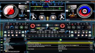 getlinkyoutube.com-SKIN PERSONALIZADO (VIRTUAL DJ 8 )CLASICOS DE ORO DJ LATINO MIX