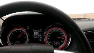 getlinkyoutube.com-Dodge durango top speed 211 kmph
