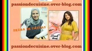 كعب غزال بالتفصيل + حلوة باردة من عند نزهة من طانطان 31/12/2013