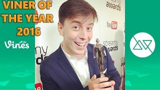 *VINER OF THE YEAR 2016*  Thomas Sanders Vine Compilation 2016